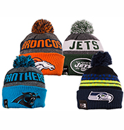 Choice of NFL Team Beanie