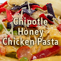 Chipotle Honey Chicken Pasta