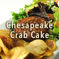Chesapeake Lobster Cake