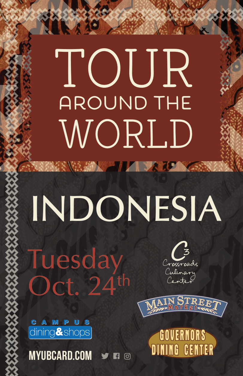 Tour Around the World - Indonesia