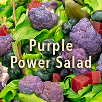 Purple Power Salad