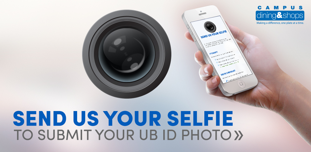 Send us your selfie to submit your ID photo.