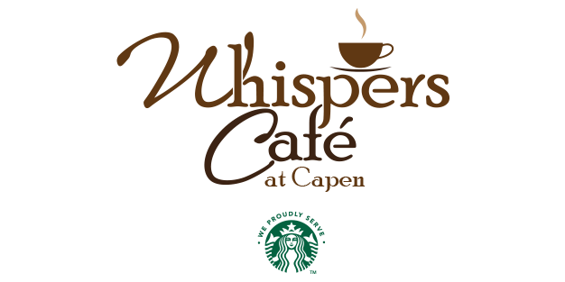 Whispers Cafe at Capen