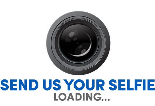 Loading Send Us Your Selfie