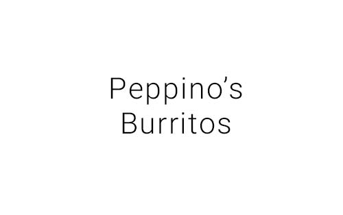 Peppino's Burritos